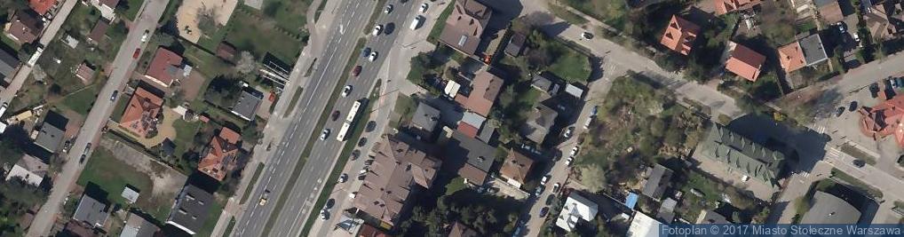 Zdjęcie satelitarne P.H.U Wojciech Patroniak