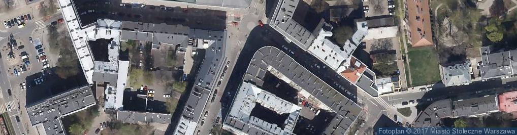 Zdjęcie satelitarne P P H U Automax Andrzej Dzwonkowski Zdzisław Kowal