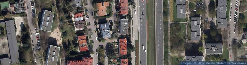 Zdjęcie satelitarne P P U H Elmo