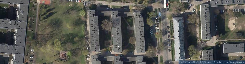 Zdjęcie satelitarne P U KONTI