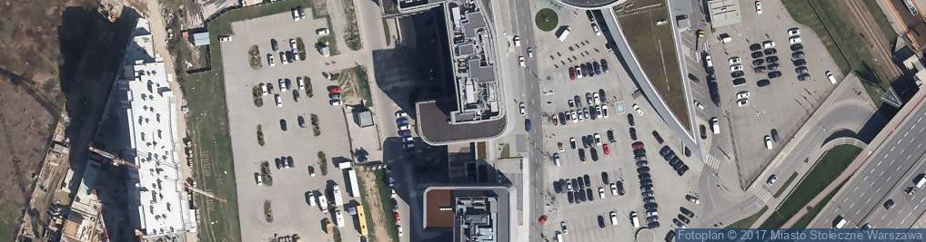 Zdjęcie satelitarne Palatium