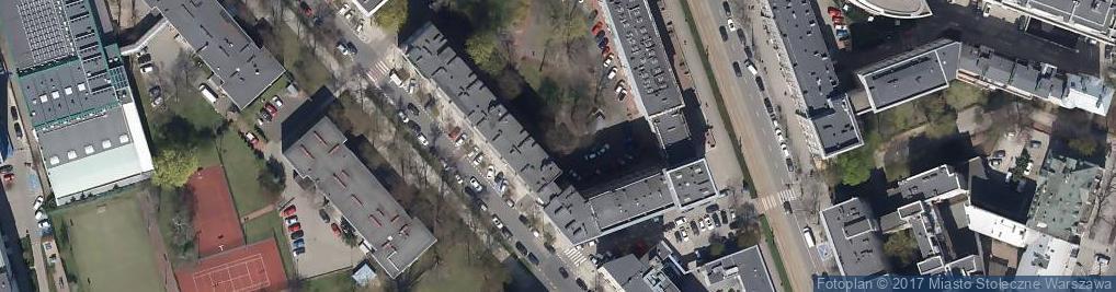 Zdjęcie satelitarne Palko Systemy Elektroniczne MGR Inż