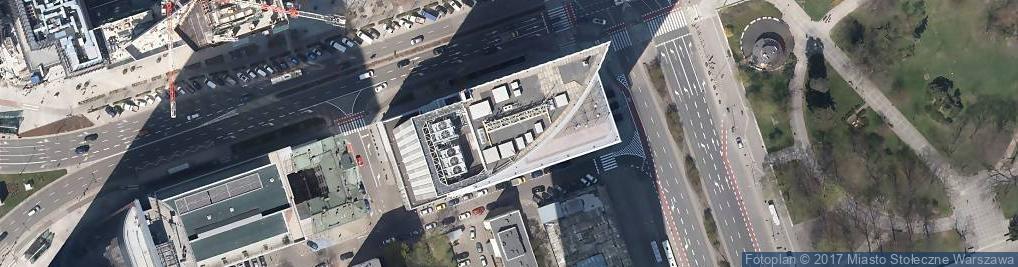 Zdjęcie satelitarne Parco Logic