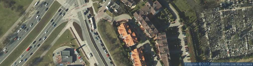 Zdjęcie satelitarne Park Development Enterprise