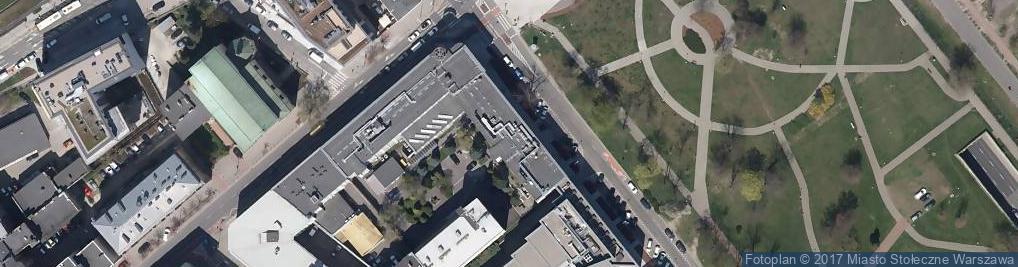 Zdjęcie satelitarne Park Wiatrowy Śmigiel i