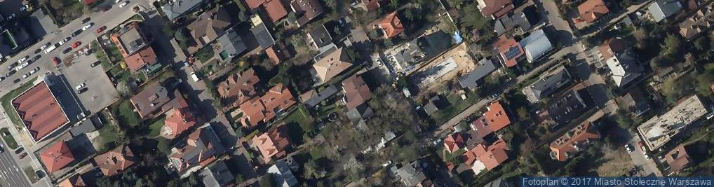 Zdjęcie satelitarne Pasieka Wędrowna Dobraczyńska Danuta