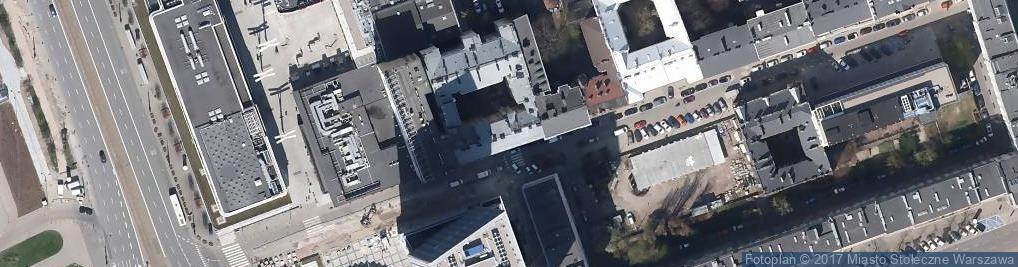 Zdjęcie satelitarne Pasmanteria Pan Guzik