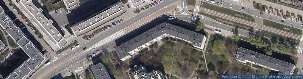 Zdjęcie satelitarne Paweł Siekierski - Działalność Gospodarcza