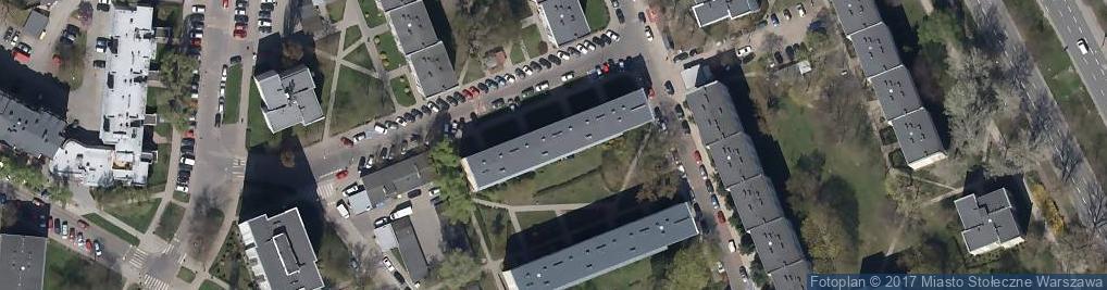 Zdjęcie satelitarne Paxton Pharma Lynk