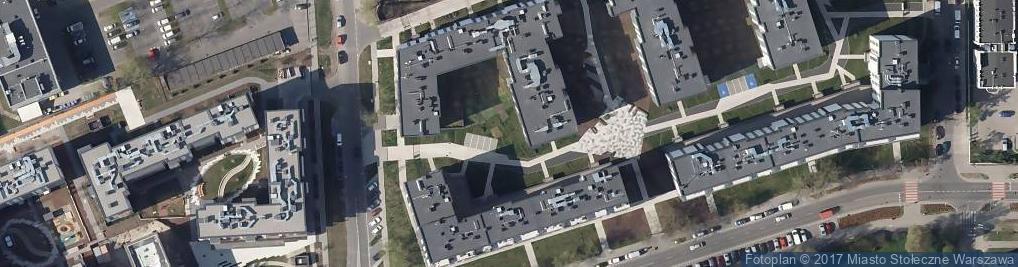 Zdjęcie satelitarne Perfekt Hurtownia AGD