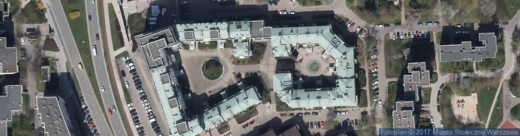 Zdjęcie satelitarne Performance Werke
