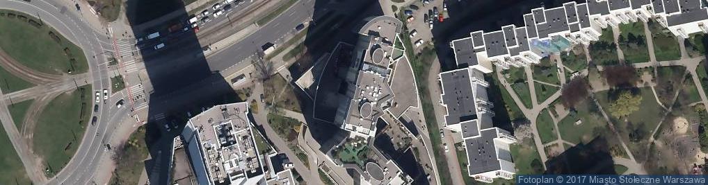 Zdjęcie satelitarne Pharma Safety