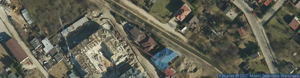 Zdjęcie satelitarne PHU Esco