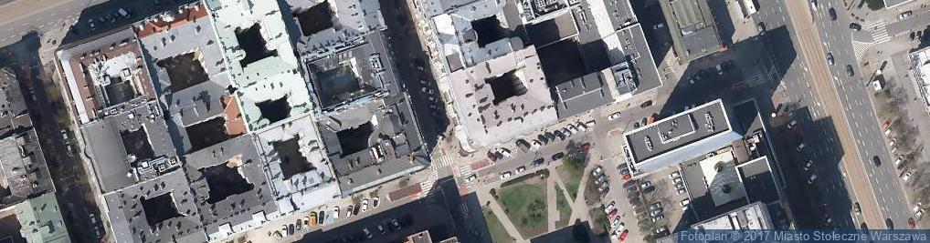 Zdjęcie satelitarne PHU Kamiltex