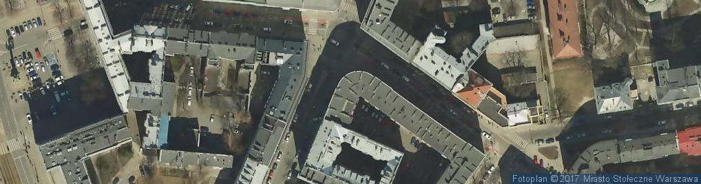 Zdjęcie satelitarne PHU Mar Bud