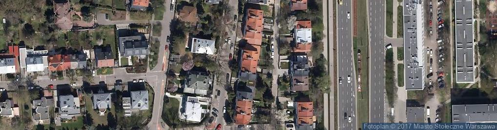 Zdjęcie satelitarne Piotr Czubkowski BushLord