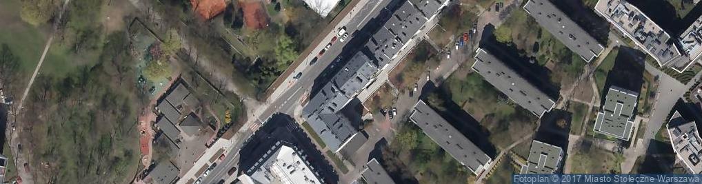 Zdjęcie satelitarne Piotr Grochowski i S Ka