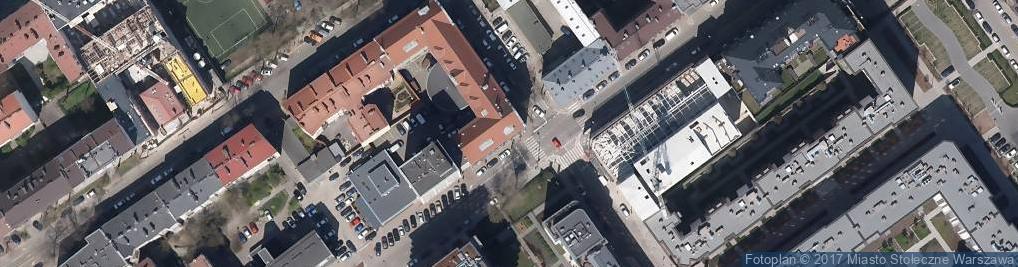Zdjęcie satelitarne Piotr Mach