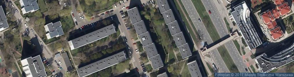Zdjęcie satelitarne Piotr Ochocki Stylenet