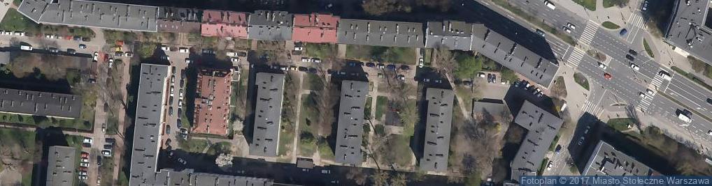 Zdjęcie satelitarne Piotr Szczepański Biuro Doradztwa Inwestycyjnego