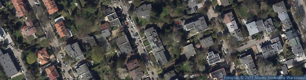 Zdjęcie satelitarne Piotranka Mietelska Anna