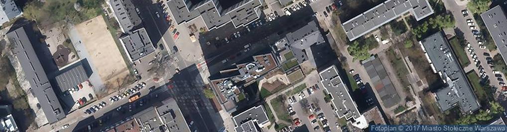 Zdjęcie satelitarne Planea PL