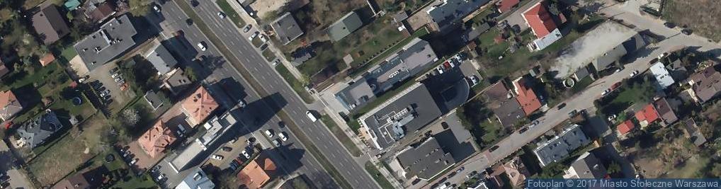 Zdjęcie satelitarne Plej