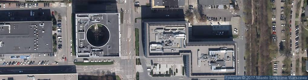 Zdjęcie satelitarne Poczta Polska Usługi Cyfrowe