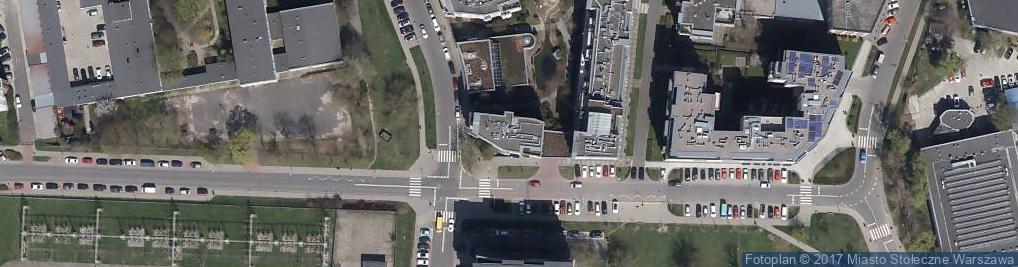 Zdjęcie satelitarne Polcourt