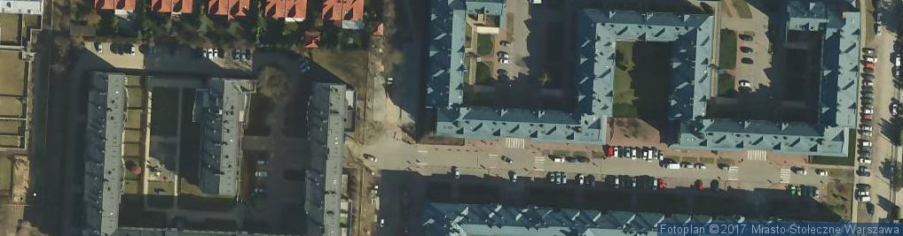 Zdjęcie satelitarne Poll Marg