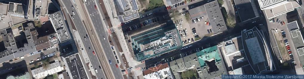 Zdjęcie satelitarne Polski Holding Nieruchomości