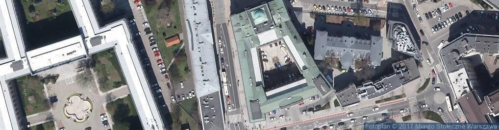 Zdjęcie satelitarne Polskie Towarzystwo Badań Nad Wiekiem Osiemnastym