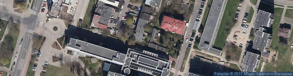 Zdjęcie satelitarne Polskie Towarzystwo Inżynierii Ekologicznej