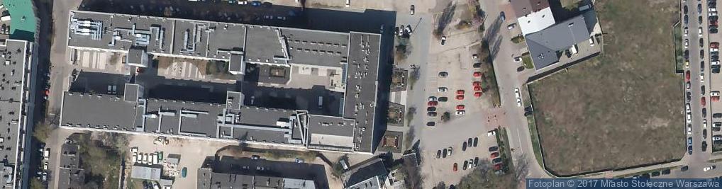 Zdjęcie satelitarne Polskie Towarzystwo Neurologopedów