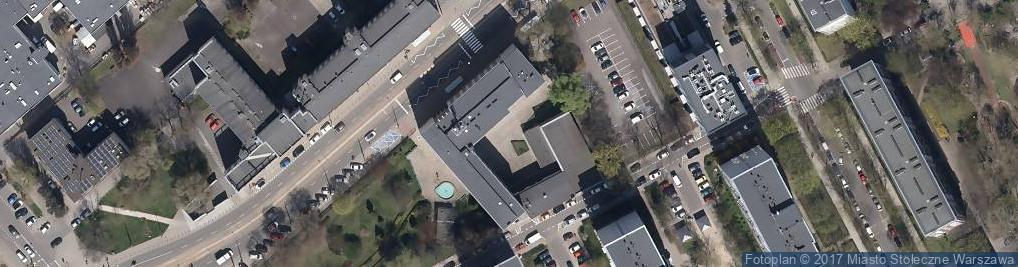 Zdjęcie satelitarne Polskie Towarzystwo Psychologii