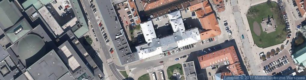 Zdjęcie satelitarne Polsko Ukraińska Izba Gospodarcza