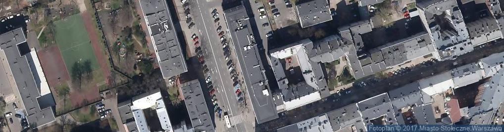 Zdjęcie satelitarne Porada