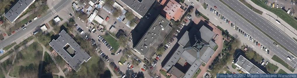 Zdjęcie satelitarne Poradnia Odchudzania i Odżywiania EFFECTA
