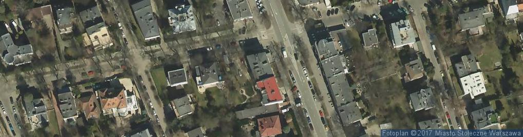 Zdjęcie satelitarne Poradnia Stomatologiczna Lek.stom. Andrzej Petrajtis