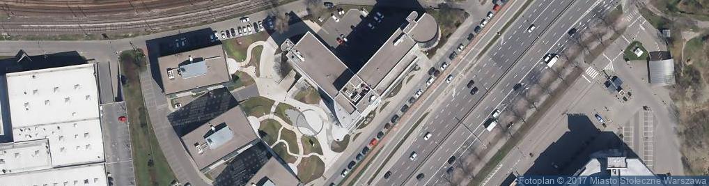 Zdjęcie satelitarne Posm Factory