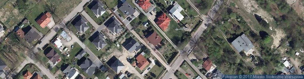 Zdjęcie satelitarne Pośrednictwo Handlowe i Usługi Ogólnobudowlane