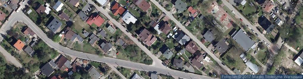 Zdjęcie satelitarne Pośrednictwo Ubezpieczeniowe i Finansowe