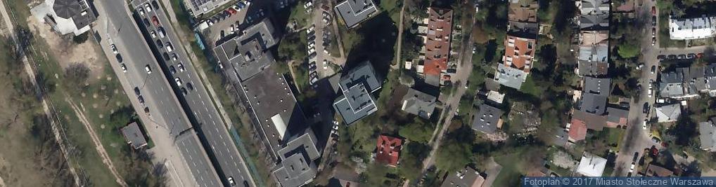 Zdjęcie satelitarne Pośrednictwo w Handlu