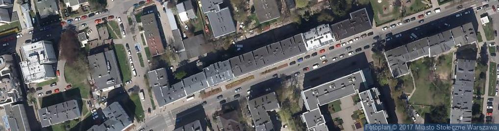 Zdjęcie satelitarne Powiększenie