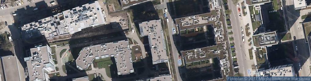 Zdjęcie satelitarne Pracownia Protetyczna Ab Ceramik Alina Banach