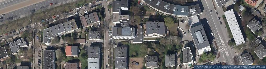 Zdjęcie satelitarne Pracownia Sztuk Plastycznych Sp. z o.o.