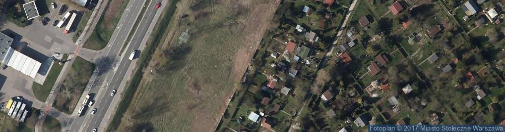 Zdjęcie satelitarne Pracownicy ze wschodu