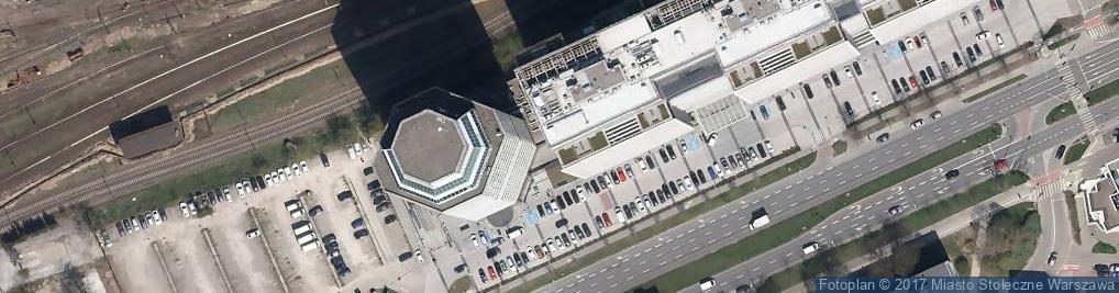 Zdjęcie satelitarne Pracownicze Towarzystwo Emerytalne Unilever Polska