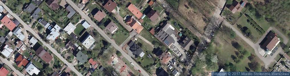 Zdjęcie satelitarne Praktyka Lekarska