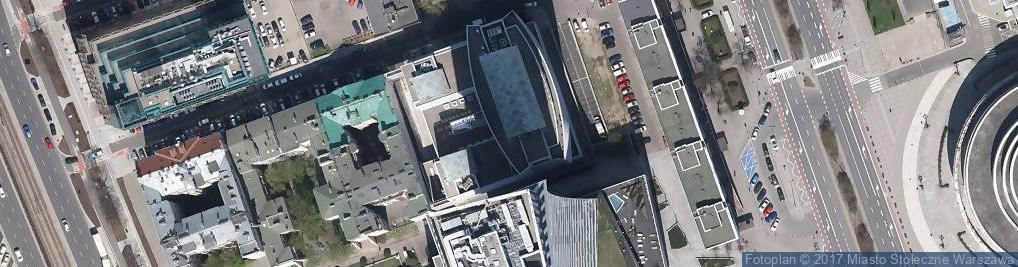 Zdjęcie satelitarne Pramex International